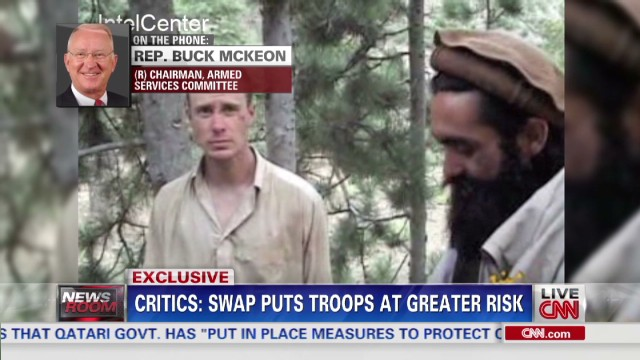 Lawmaker on Bergdahl: Obama violated law