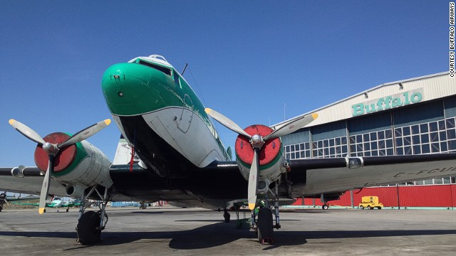 DC-3: WWII workhorse & commercial legend