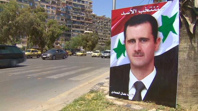 Syria's presidential election: A sham?
