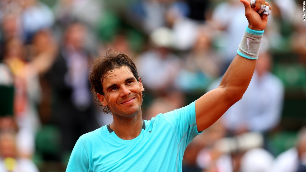 Entering this year, Nadal had a 98.5% winning percentage at Roland Garros, having won 66 matches and lost just one. The Spaniard was on a 40-match winning streak ahead of his quarterfinal against Novak Djokovic.