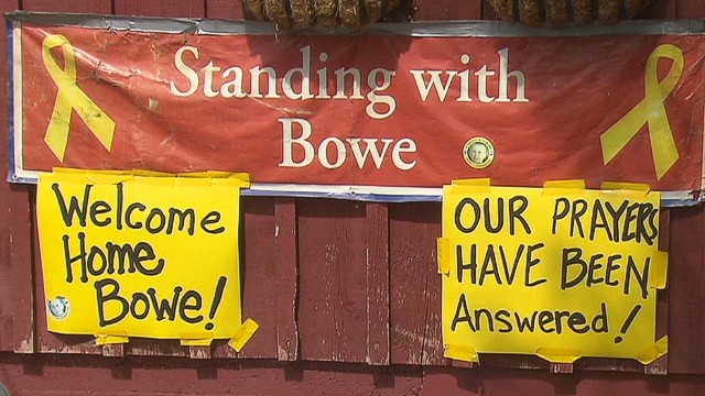 Bergdahl's hometown prepares for arrival