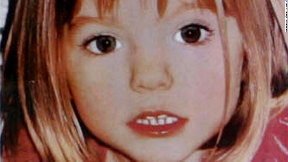 Madeleine McCann was a few weeks shy of her fourth birthday when she went missing May 3, 2007, at her family's holiday apartment in Praia de Luz, Portugal. London's Metropolitan Police continues to investigate leads in her disappearance.