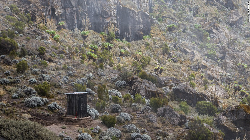 Much has changed since the days of camps among open-air latrines, trash littering the landscape and congested trails. The mountain is clean, with toilets at camps and along the routes.