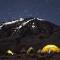 kilimanjaro - tents