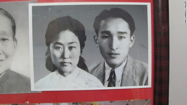 Bian Zhongyun and Wang Jingyao