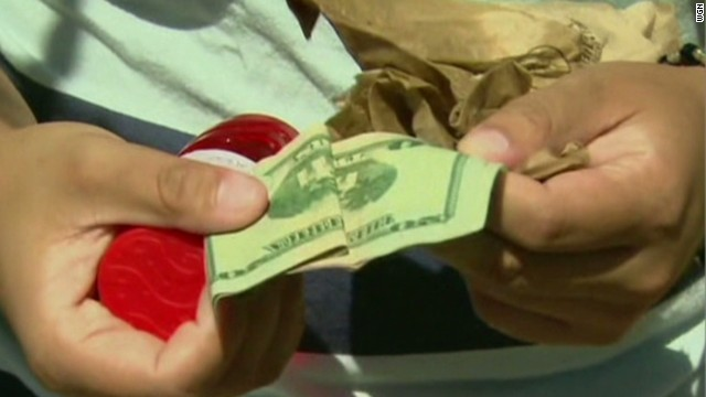 Hidden cash: Coming to a city near you?