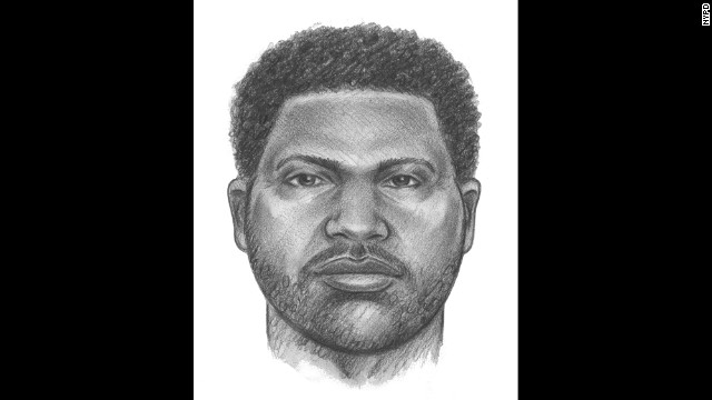 "The suspect has been described as a ""heavy set"" black male, approximately 6 feet tall, between ages 25 and 35."