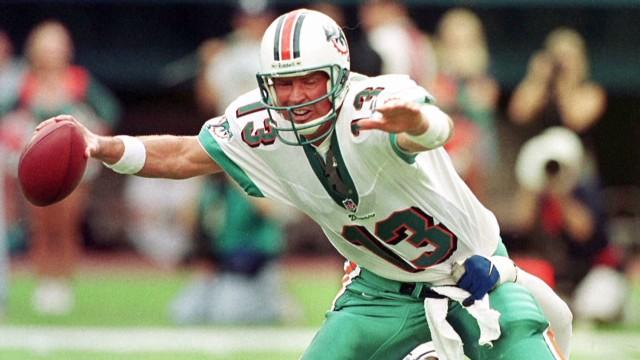 Dan Marino sues NFL over concussions