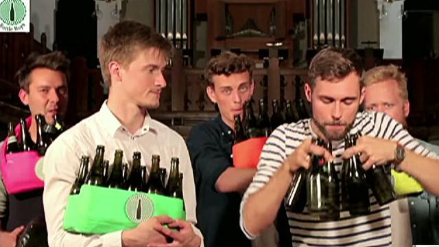 cnnee oraa billie jean with beer bottles_00001823.jpg