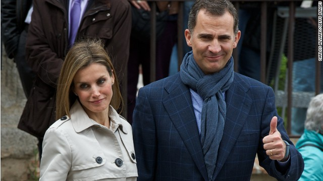 Can Prince Felipe return monarchy to national favor?