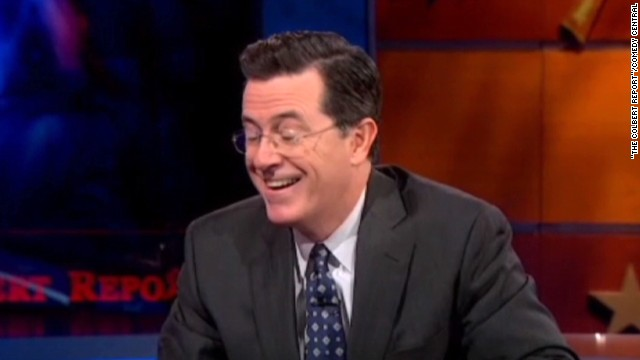 Study: 'Colbert' best teacher of ...