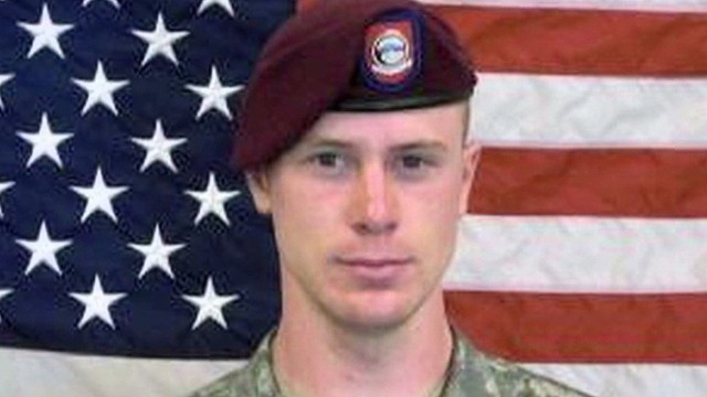 Why did Bergdahl leave his outpost?