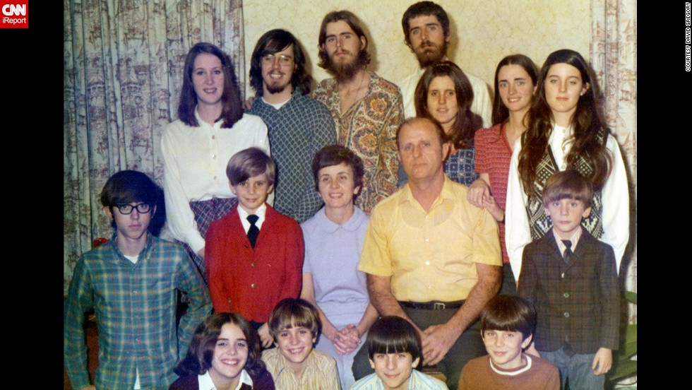 My Family Remembers: The 1960s