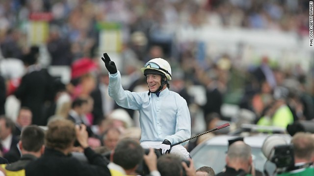 Can 'enfant terrible' Kieren Fallon find true redemption?