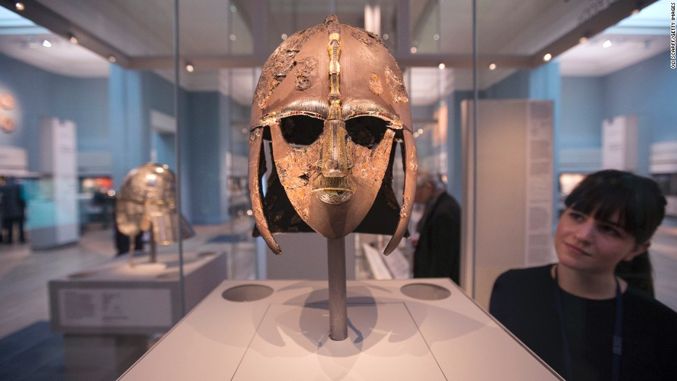 The British Museum had 6.8 million visitors in 2015.