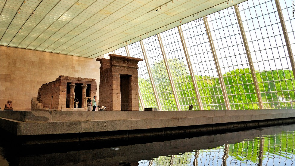 The Metropolitan Museum of Art in New York had 6.3 million visitors in 2015.