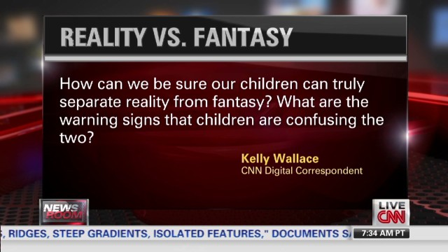 Reality vs. fantasy: Do kids get it?