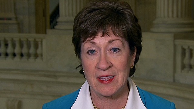 Sen. Collins: Detainees are dangerous