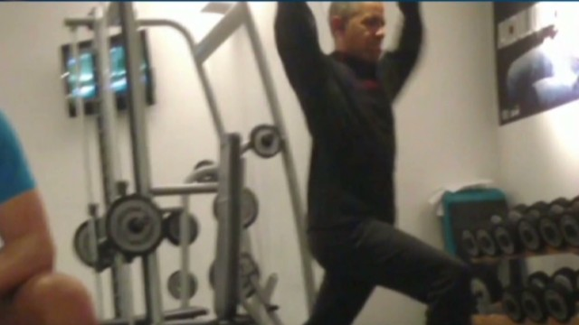 Was the Obama gym video a security breach?