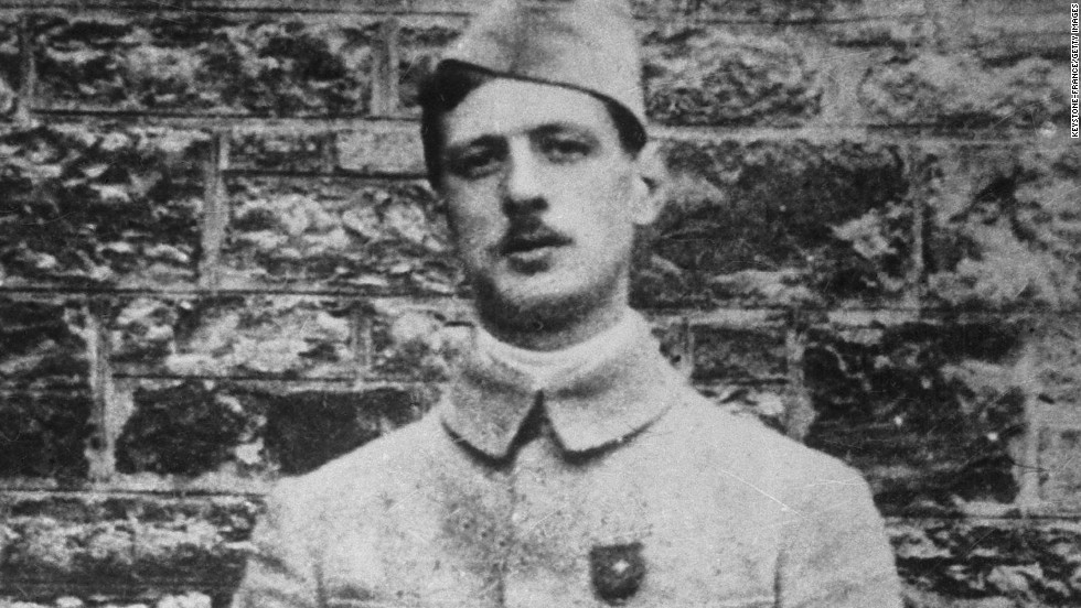 Charles de Gaulle was a captain in the French army in 1916 when, during the Battle of Verdun, he was shot then taken prisoner by German forces. His release at World War I's conclusion didn't end his service to his country or its military, including a leading role in the French resistance to the Nazis during World War II. De Gaulle became president of his newly liberated nation following the Nazis' fall, though he didn't stay around for long -- he resigned his post in January 1946. Still, de Gaulle remained active in public and political life. In 1959, the ardent nationalist once again became president, a position he held for a decade.
