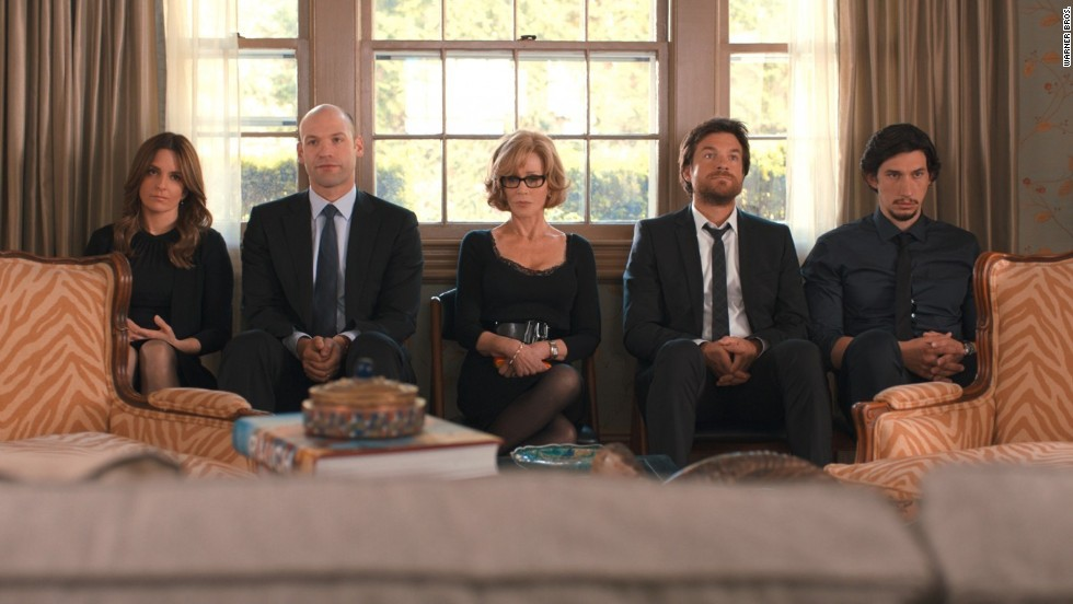 """<strong>""""This is Where I Leave You""""</strong> (September 12): This ensemble featuring Jason Bateman, Tina Fey, Rose Byrne and Adam Driver tells of four combative siblings who reunite to fulfill their father's dying wish. Expect this group to bring the black comedy."""