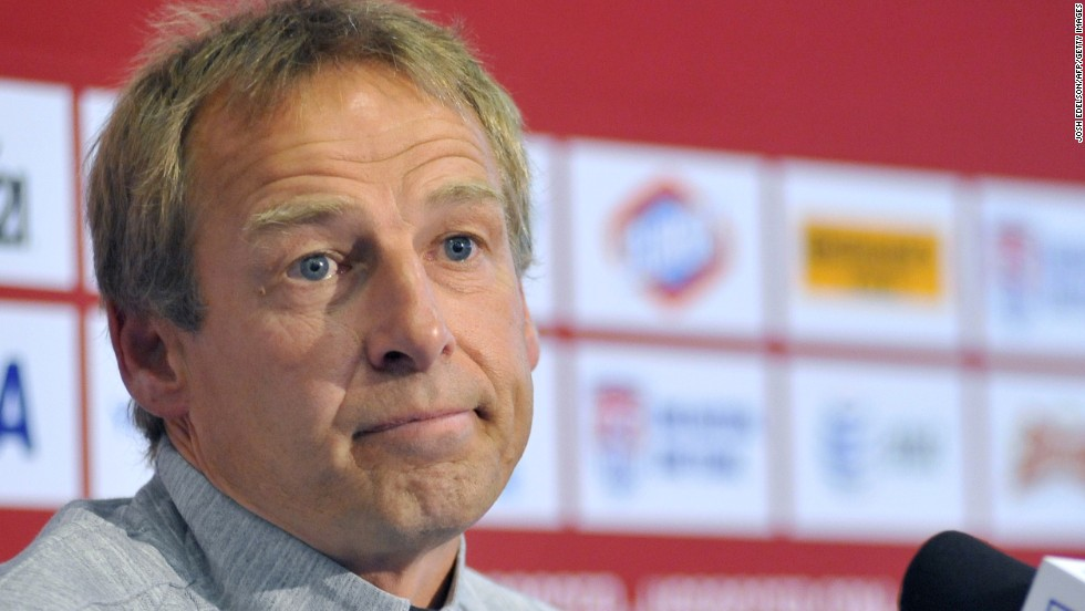 Klinsmann hasn't been given an easy ride by the U.S. media. A 2013 story citing unnamed people connected to the U.S. team came down harshly on the 1990 World Cup winner.