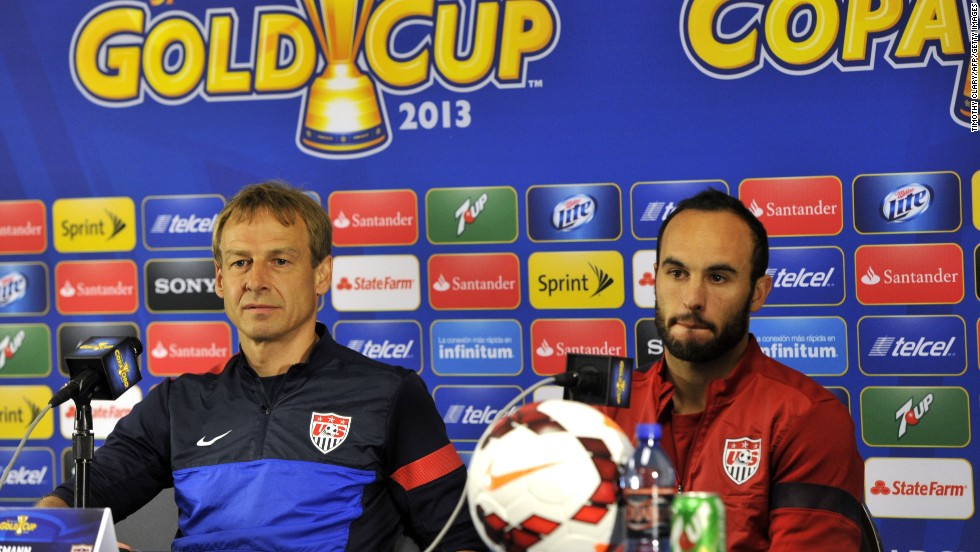 In his biggest call yet, Klinsmann omitted U.S. record goalscorer Landon Donovan from his 2014 World Cup squad.