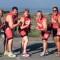 Fit Nation mock triathlon