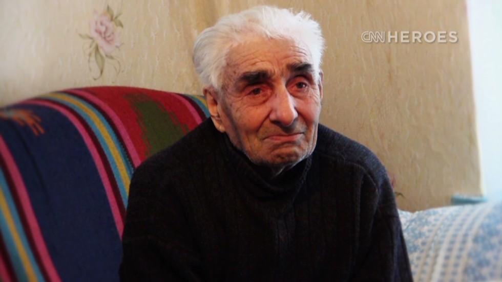For Holocaust Survivors Letters Are Lifesaving Cnn Com