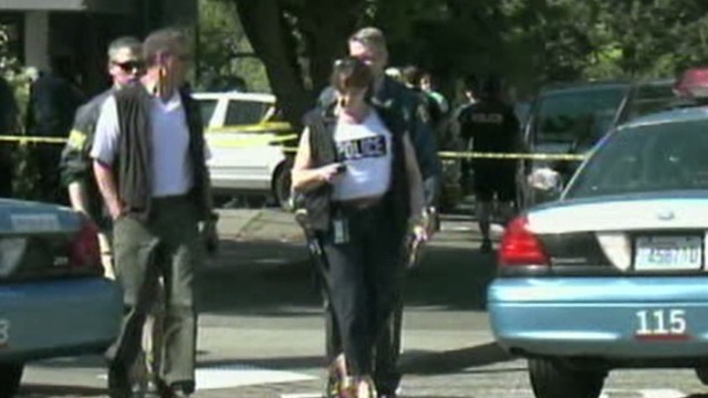 4 injured in Seattle college shooting