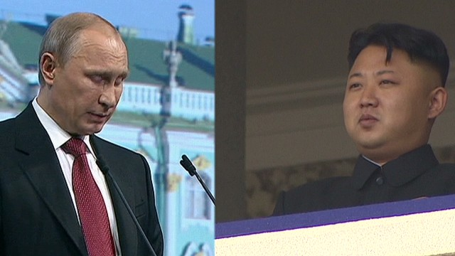 Are Putin and Kim Jong Un teaming up?