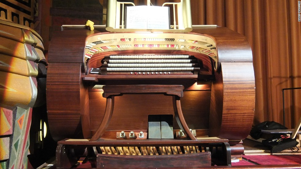 "The Wurlitzer was installed when the cinema opened in the 1921. It was replaced by a larger ""six rank"" organ two years later, which was expanded to ""10 ranks"" by German firm Strunk in 1940."