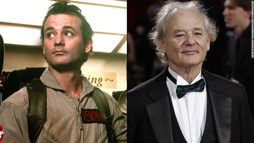 "As the charming Dr. Peter Venkman, Bill Murray could do no wrong in the eyes of the audience. Not much has changed since then. Most recently Murray acted in ""Monuments Men"" and ""The Grand Budapest Hotel,"" and this fall stars in the buzzworthy ""St. Vincent."" In 2015, he'll provide voice work in a movie that would make Venkman proud: the animated comedy ""B.O.O.: Bureau of Otherworldly Operations."""
