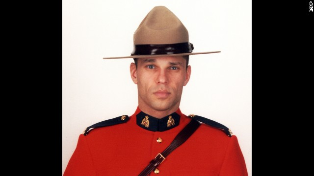 Constable Fabrice Georges Gevaudan