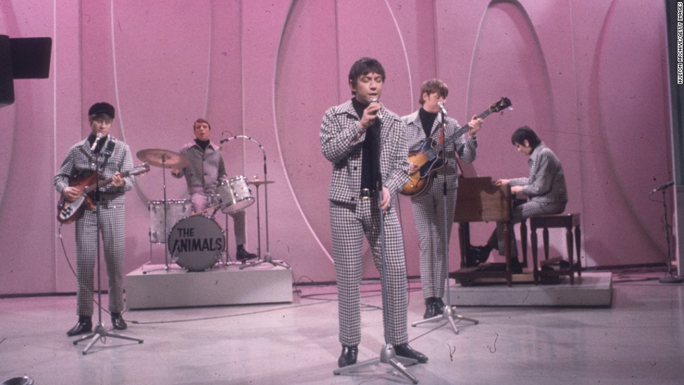 "Lead singer Eric Burdon fronts The Animals, whose song ""House of the Rising Sun"" is recognized as one of the classics of British pop music. The Animals' hits include ""We've Gotta Get Out of the  Place,"" ""Don't Let Me Be Misunderstood,"" ""See See Rider,"" and many others."