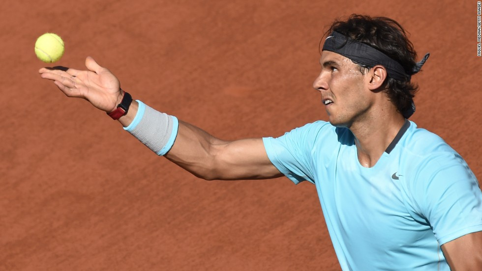 Standing in Djokovic's way Sunday will be Rafael Nadal. The Spaniard will be chasing his ninth Roland Garros crown.