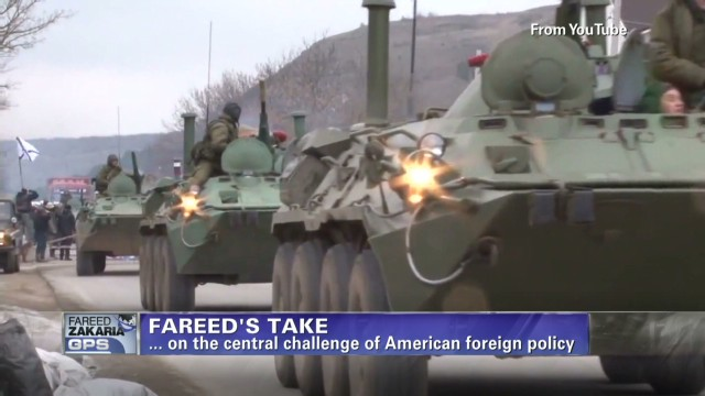 Fareed's Take: Is deterrence enough?