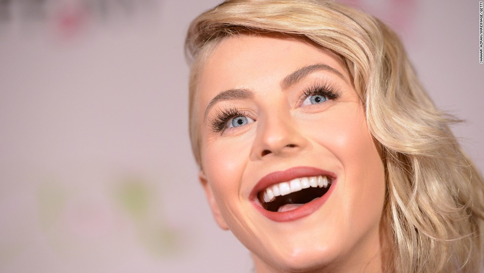 "Julianne Hough is such a fan of ""Orange Is the New Black"" that she thought it would be fun to dress up as one of her favorite characters, ""Crazy Eyes,"" for Halloween in 2013. Yet Hough went too far when she <a href=""http://www.cnn.com/2013/10/29/showbiz/celebrity-news-gossip/julianne-hough-blackface-dwts/"" target=""_blank"">combined a prison orange jumpsuit with blackface</a>, prompting outrage and a swift apology from the dancer/actress."