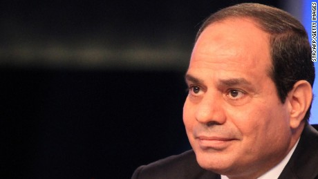Egyptian president on US Election, Terror and Egypt's Future