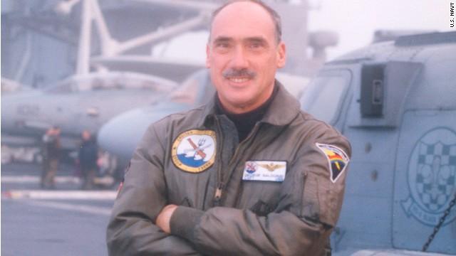 Capt. George Galdorisi