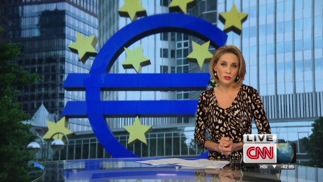ECB fights deflation in the Eurozone