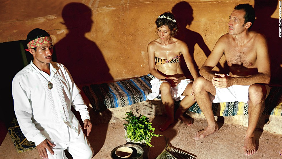 Hot in Mexico: Sweating it out in a Mayan Temazcal steam bath By Savita Iyer Ahrestani, for CNN