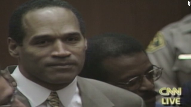 1995: O.J. Simpson found not guilty