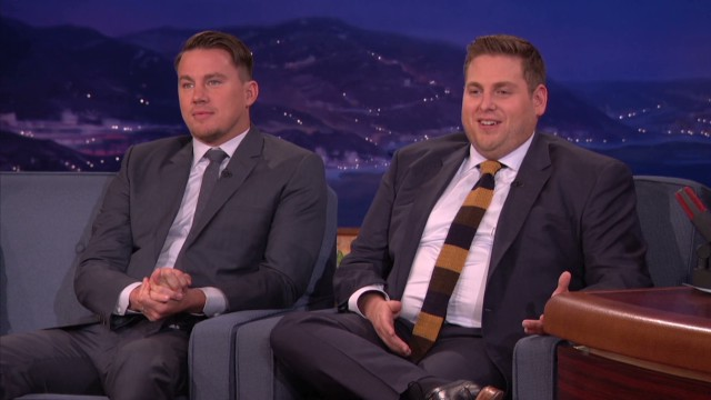 Channing Tatum's X-rated bet