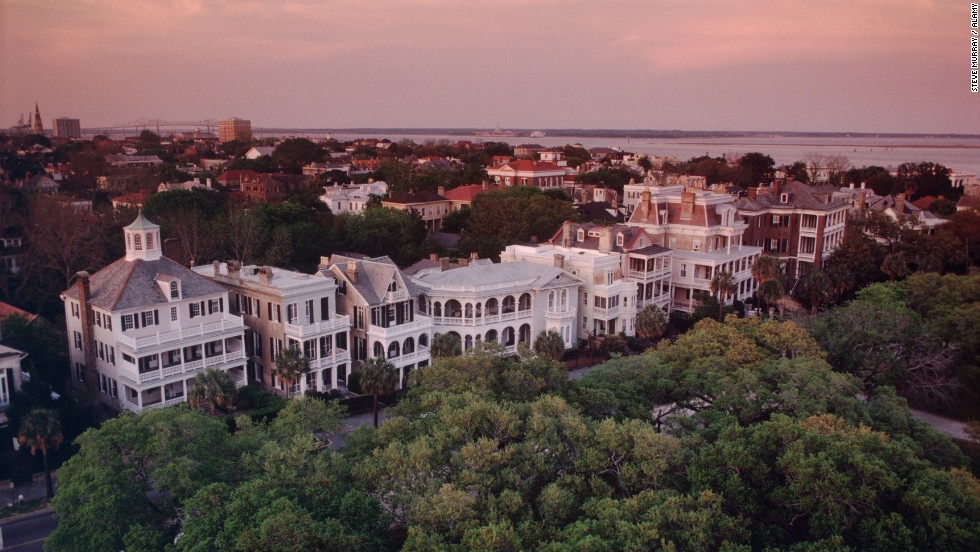 Charleston climbs up from seventh place on last year's Travel + Leisure's best cities list to claim the number two spot. The South Carolina city is praised for its accessibility, standout hotels and culinary excellence.