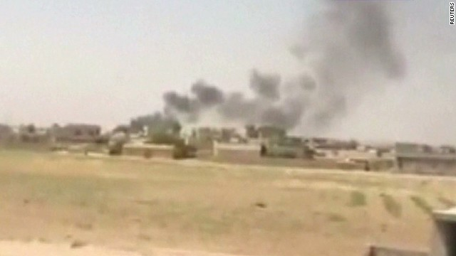 Militants take control of Iraqi city