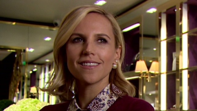 Tory Burch: Ambitious women face stigma