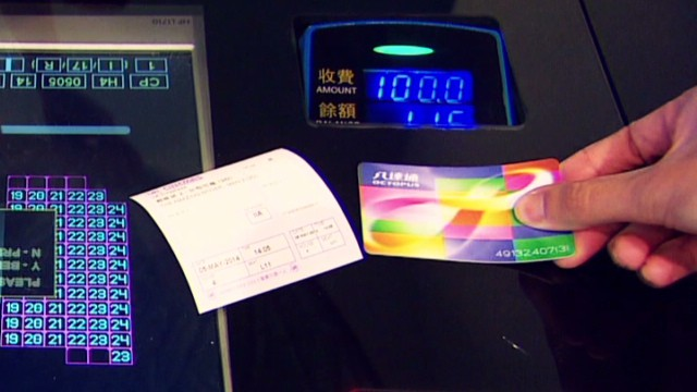 Smart card harnesses power of digital cash