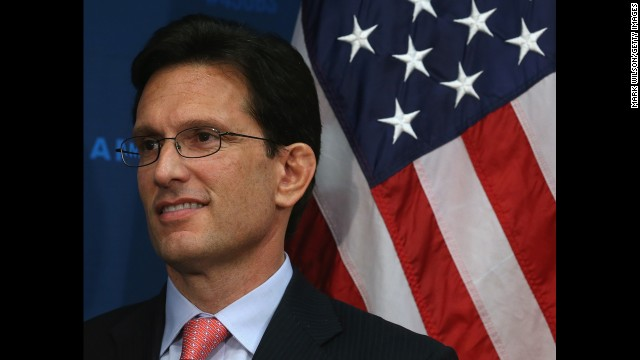 Cantor failed to 'pay attention at home'