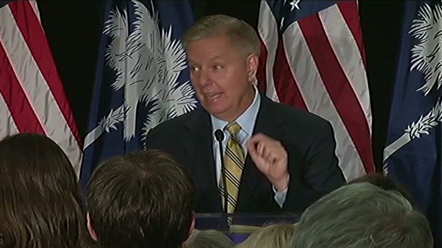 Graham: 'Don't write our party off'